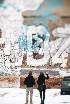 street art in Lodz, Poland    more on: http://wegrochy.blogspot.com/2013/03/moje-miasto.html?showComment=1363432122453#c7692123573457968245