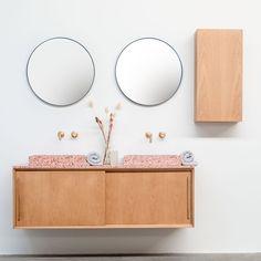 Credenza, Cabinet, Mirror, Bathroom, Storage, Furniture, Home Decor, Products, Home Ideas