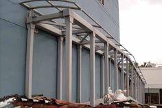 Obra Acero y Concreto -Reforzamiento Metálico Clinica Imbanaco Cali