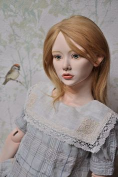Tsuji Ayaka of ball-jointed doll gallery
