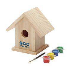 BirdyPaint vogelhuisje bedrukken - Promofit.nl