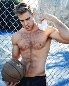 Perfection is a sexy, hairy and fit man.