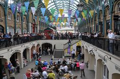 Covent Garden in London, Greater London is the best place to try out new and exciting things. From the stand up comedy to the smells of the delicious roasts there is something for everyone.