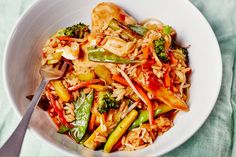 Recipe: Easy One-Pot Chicken Teriyaki with Vegetables and Rice — Easy Weeknight Dinner Recipes