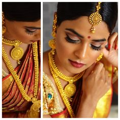 "49 likerklikk, 3 kommentarer – Eifos Makeup (@eifosmup) på Instagram: ""It was a pleasure to do the makeup for this beauty again   Model: @pragashini.s_official  Saree:…"""