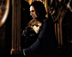 Hermione and Snape - hermione-and-severus Photo