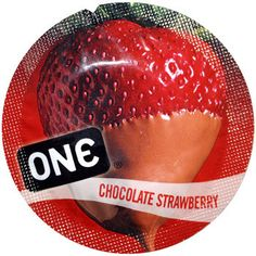 Chocolate Strawberry Flavored Condoms  www.thecondomreviewclub.com #condoms #safesex #health