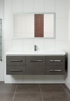 Solid Timber Vanities - Bringing warmth to your bathroom ...