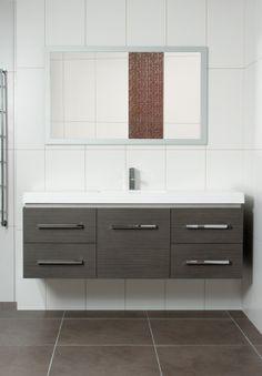 Small Wall Hung Bathroom Vanity Cabinet Laminate Www