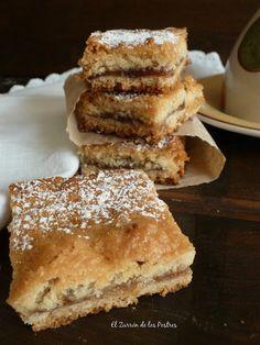 El Zurrón de los Postres: Pastel Bretón con mermelada de Higos Cooking Time, Baked Goods, Delicious Desserts, Cravings, Cake Decorating, Tasty, Sweets, Homemade, Chocolate
