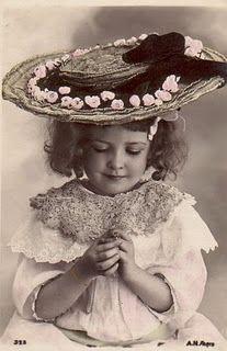 Lovely Easter hat