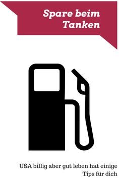 Benzin ist in den USA zwar schon billiger als in Deutschland, aber man kann noch mehr sparen. Finde in diesem Bericht einige Tipps und Tricks um beim Tanken Geld zu sparen. http://usabilligabergutleben.blogspot.com/2015/03/sparen-beim-tanken-in-amerika.html