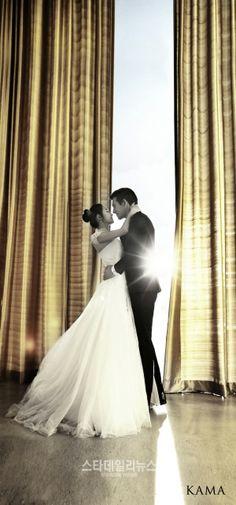 Oh Ji-Ho (actor)  his bride