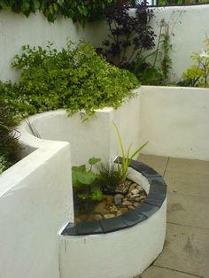 Katherine Edmonds Garden Design - Portfolio - Modern Courtyard Garden