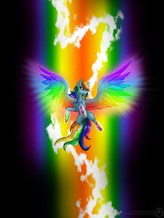 Rainbow Powered by Adalbertus