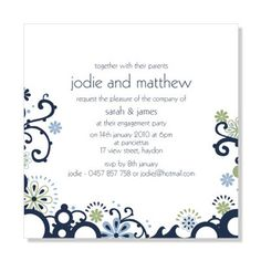 Love This Engagement Party Invite  Cookout Party