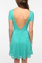 Staring at Stars Crochet Circle Dress