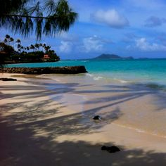 Kailua, Ohau Hawaii...I think this beach is my all time favorite.  When I am stressed out, I think of this beach and remember how it was to be there...it calms me for sure.