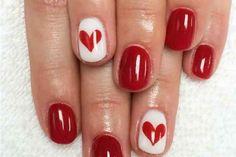 Decorazioni unghie per san valentino Festeggia la fesa degli innamorati con uno stile nuovo guarda la gallery e prendi ispirazione da unghie