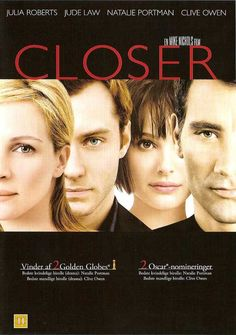 "CAST: Julia Roberts, Jude Law, Natalie Portman, Clive Owen; DIRECTED BY: Mike Nichols; PRODUCER: Cary Brokaw, John Calley, Mike Nichols; Features: - 11"" x 17"" - Packaged with care - ships in sturdy re"