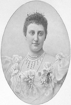 "Grandchild of Christian XI - Princess Ingeborg of Denmark (1878 – 1958) Danish princess & a Swedish princess consort. She was the 2nd daughter & 5th child of King Frederick VIII of Denmark. In 1897, she married Prince Carl of Sweden, Duke of Västergötland. He was the 3rd son of King Oscar II of Sweden & Sophia of Nassau. In 1947, her spouse admitted that their marriage had been completely arranged by their respective fathers & Ingeborg herself added: ""I married a complete stranger!"""