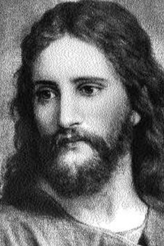 Jesus, the great Shepherd Bible Pictures, Jesus Pictures, Jesus Face, God Jesus, Religious Images, Religious Art, Christian Artwork, Jesus Painting, Jesus Christus