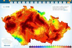 Рекорды температур