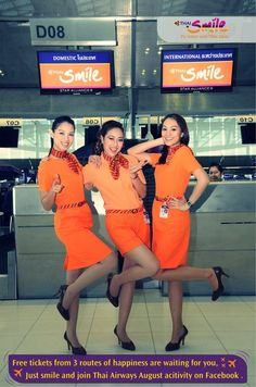 ThaiAirways Smile