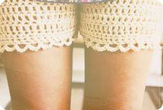 The Crochet Short Pattern.