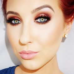 Tutorial using my @morphebrushes Jaclyn Hill Favorites Palette is now up on my channel!