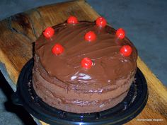 Chocolate cake is always a hit at any occasion. I love it best as a late Saturday breakfast with coffee. This cake really does make a good f...
