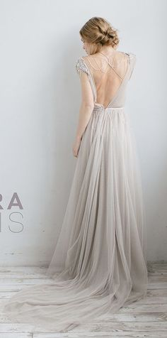 Lovely Rara Avis wedding dress
