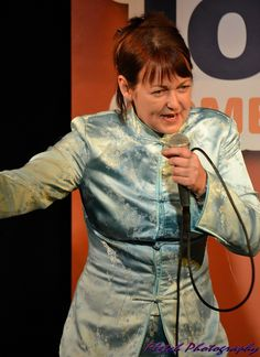 Mandy Knight! http://www.justthetonic.com/comedian/mandy-knight/