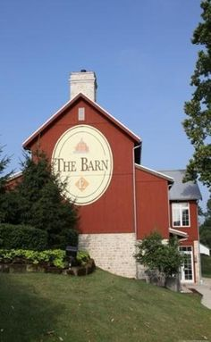 """The Barn"" How different is this barn quilt?"