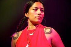 Ana Tijoux #musica #tattoo