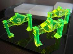 The ARCADE interceptors!  http://www.nestorgames.com/arcade_detail.html