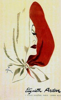 Elizabeth Arden, 1945