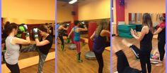|        Trénink muay thai fitness pro ženy.