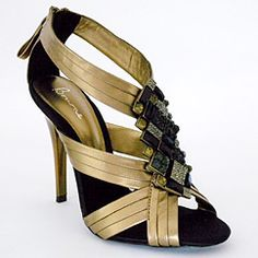 Designer shoes & evening shoes from Bourne Collections.