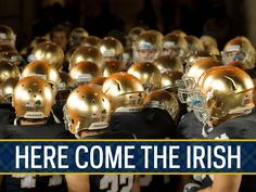 Backgrounds // Proud to Be ND // University of Notre Dame