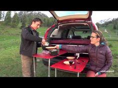Living in a shoebox | A camper-car in a suitcase