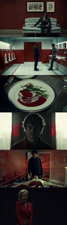 Hannibal / Reds (2013-2015), d.p. James Hawkinson