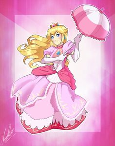 Super Smash Bros Ultimate - Princess Daisy by on DeviantArt Mario And Princess Peach, Princess Daisy, Super Smash Bros, Super Mario Bros, Character Design References, Character Art, Mario Fan Art, Super Mario Games, Nintendo Princess