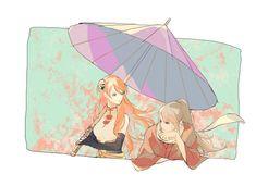 Sougo Okita x Kagura [OkiKagu], Gintama Kamui Gintama, Okikagu, Anime Version, Undertale Fanart, Cute Anime Couples, Anime Comics, Cute Love, Anime Love, Aesthetic Anime