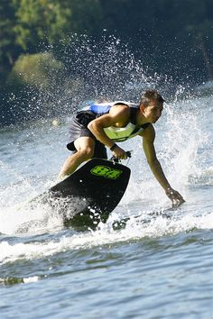 The Jetsurf offers the best of both surf boards and jet skis.