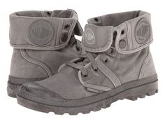 Palladium Pallabrouse Baggy Women's Boots Titanium/High-Rise