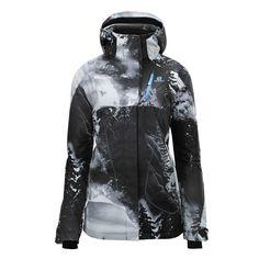 Salomon Women's Zero Insulated Ski Jacket $168