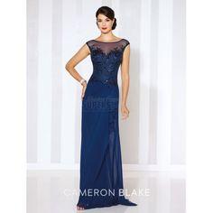 Cameron Blake by Mon Cheri Mother of the Bride Dress 116652