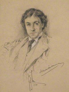 NPG 6732; Sir John Martin-Harvey - Portrait - National Portrait ...