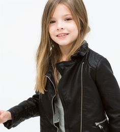 QUILTED JACKET-Jackets-Girl (3-14 years)-KIDS | ZARA United States